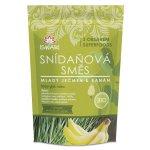 Iswari Bio snídaňová směs mladý ječmen & banán 360 g