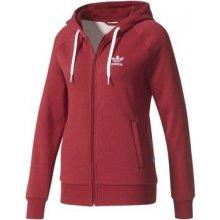 Adidas Hoodie červená