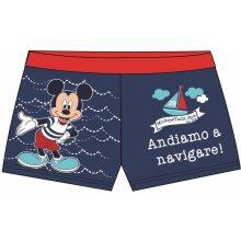 Disney by Arnetta Chlapecké plavky Mickey Mouse modré