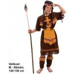 Karnevalový kostým Indiánka kopí