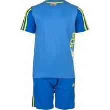 Tričko Adidas Infant Boys Summer Set Blue
