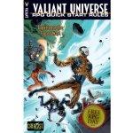 Hra na hrdiny Valiant RPG Quickstart & Adventure