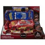 Mattel Cars 3 Vyladěný Blesk McQueen FCV95