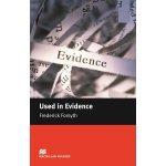 Used in Evidence • Macmillan Readers Intermediate