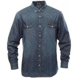 Wrangler Western Indigo pánská košile modrá od 1 528 Kč - Heureka.cz 42b40bff8e