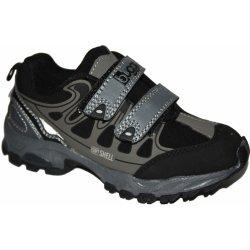 2f103d2f90c Dětská bota Bugga Chlapecká softshellová obuv šedá