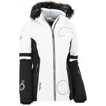 ALTISPORT AGIA dámská zimní bunda ALLW16012 BÍLÁ