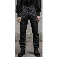 Gotické kalhoty pánské dlouhé Oberon