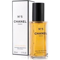Chanel No.5 toaletní voda dámská 50 ml