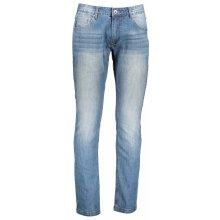 Alpine Pro pánské kalhoty PAMP 2 MPAL244 modrá