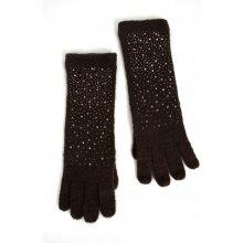 Doca zimní rukavice 62496 hnědá
