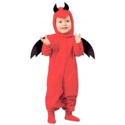 Dětský karnevalový kostým Malý ďáblík 1 2 roky cf7d2de03c1
