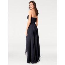 d9bb05abd92 heine TIMELESS večerní šaty s korzetom námořická modrá