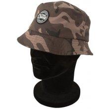Fox Chunk Bucket Hat Lightweight Khaki/Camo Liner