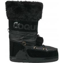 Coqui Sněhule Snowboot Tuva černé