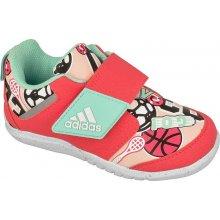 Adidas boty FortaPlay AC I Kids CG3127