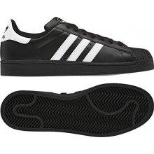 Adidas Superstar II černo bílé