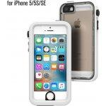 Pouzdro Catalyst Waterproof case iPhone SE/5S/5 bílé