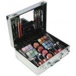 Recenze Technic ALU WHISPER BEAUTY CASE Plně vybavený kosmetický hliníkový kufr pevný 26211