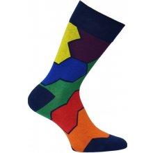 4652af532ef OXSOX 34104 pánské BAREVNÉ ponožky