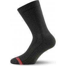 54d3cabd17e Lasting Antibakteriální bambusové ponožky TSR černé