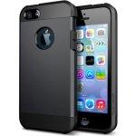 "Pouzdro AppleKing super odolné ""Armor"" iPhone 5 / 5S / SE - černé"