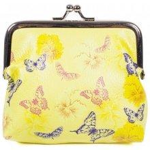 Albi Peněženka portmonka s motýly