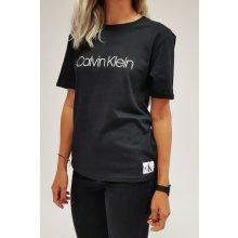 b20f0131fd Calvin Klein S S Crew Neck Black QS6105E