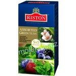 Riston GREEN kolekce zelených čajů 25 ks