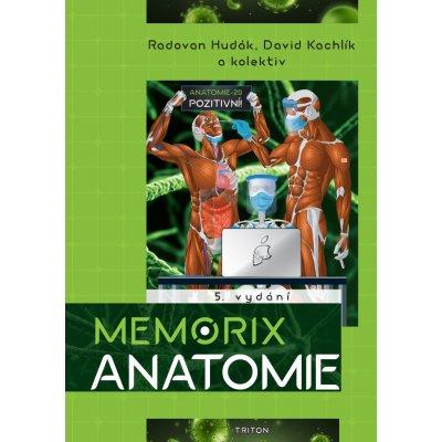 Memorix anatomie - David Kachlík, Ondřej Volný, Radovan Hudák