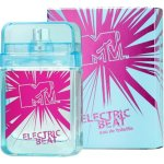 MTV Electric Beat For Woman toaletní voda 75 ml