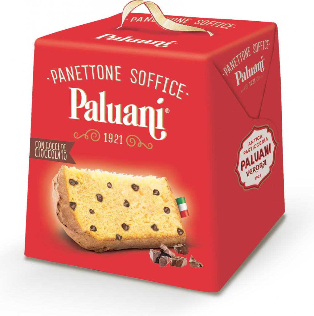 Paluani Panettone Soffice Cioc 100 G Alternativy Heurekacz