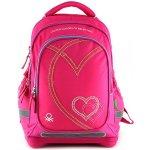 Benetton Školní batoh růžový