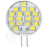 LED žárovka 2W LED18 SMD 2835 JC Studená bílá GXLZ084