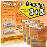 Home Collection vakuové pytle 6ks (3ks 60x80 a 3ks 70x100)