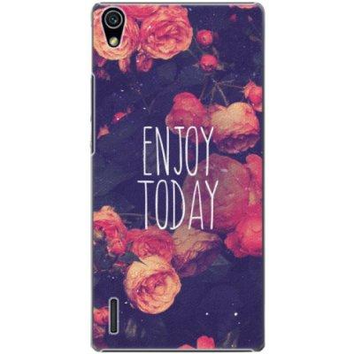 Pouzdro iSaprio Enjoy Today - Huawei Ascend P7