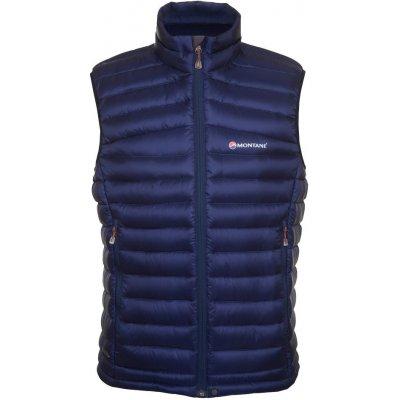 Montane Featherlite Down Vest Antracit blue