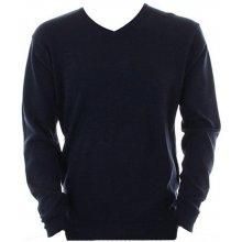 Pánský svetr Arundel V-Neck Námořní modrá