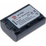 T6 power NP-FV50 980 mAh baterie - neoriginální