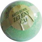 Procyon Botanico Šumivá koupelová koule zelený čaj 70 g
