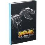 Desky na sešity A4 Dinosauři