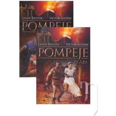 2x Pompeje (2 DVD sada)