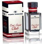Tom Tailor East Coast Club toaletní voda pánská 30 ml