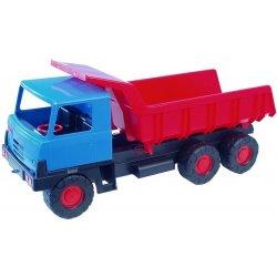 027aa5a51 PF Plasty Teddies Auto Tatra 815 korba červená kabina modrá plast 75 ...