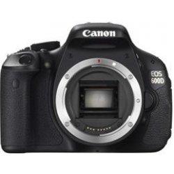 Canon EOS 600D Black body, rozbaleno z kitu - 5170B069