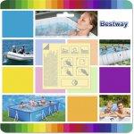 Bestway Samolepící záplaty na čluny a bazény