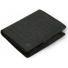 Arwel Pánská kožená peněženka 514 4050 ve stylu BAMBOO černá