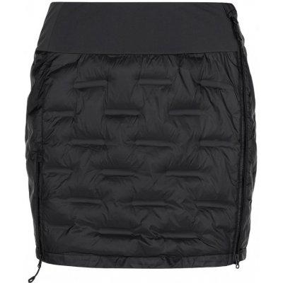 Kilpi Tany-w dámská zimní zateplená sukně černá