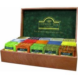05c7fd2468e Ahmad Tea Dřevěná kazeta 15 x 10 x 2 g