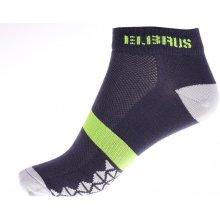 Elbrus ponožky Arad šedá